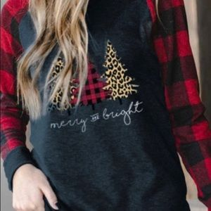 Tops - Merry & Bright long sleeve